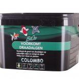 Colombo BiOx voorkomt draadalgen