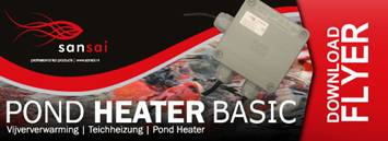 Sansai Pond Heater Basic