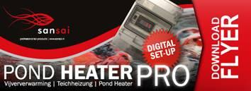 Sansai Pond Heater Pro
