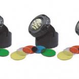 AquaForte LED lamp 1,6W + kleurenschijf
