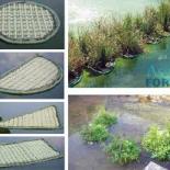 Drijvend Planten Eiland